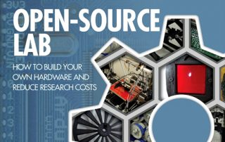 Open-Source Lab: How to Build Your Own Hardware and Reduce Resea