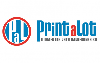 Printalot 3D printing filament in Argentina logo