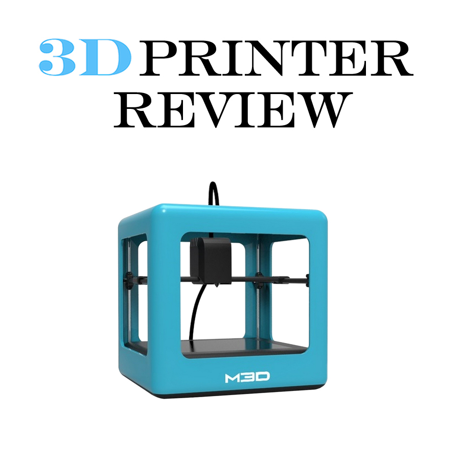 3D Printer Review: the M3D Micro is a True Plug-N-Play 3D Printer