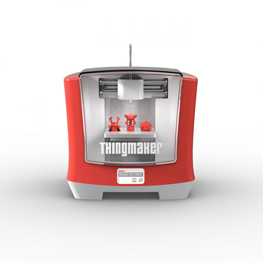 ThingMaker™-3D-Printer-from Autodesk and Matte feature