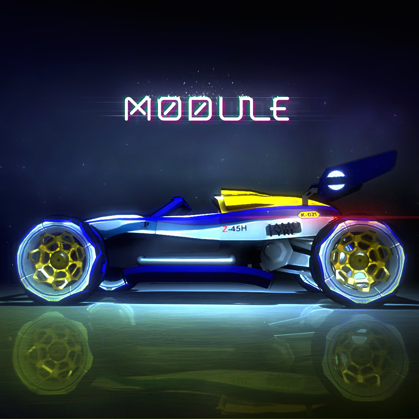 XMODULE Races into the Future of Video Games and 3D Printing