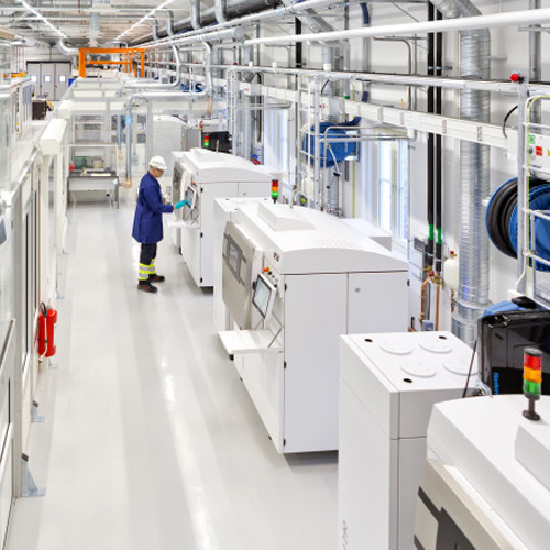 feature siemens metal 3D printing facility