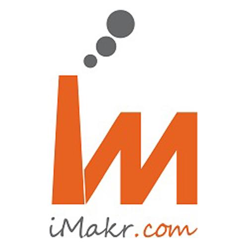 imakr 3D printing store logo
