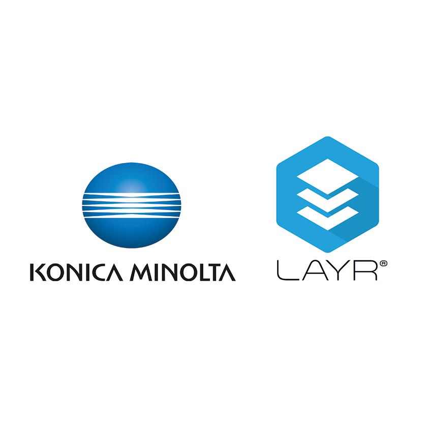 konica minolta ZVerse Layr 3D printing software