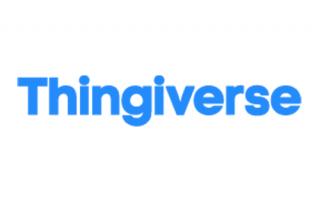 makerbot thingiverse 3D printing logo
