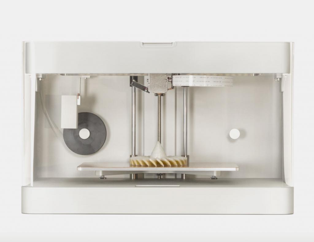 mark two carbon fiber 3D printer