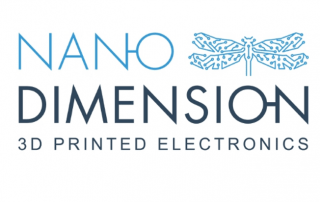 Here might appear the Nano Dimension Logo