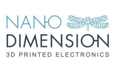Here might appear the Nano Dimension Logo