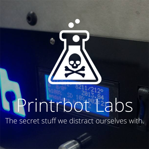printrbot labs 3D printing