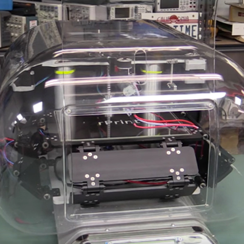 rPrint 3D printer