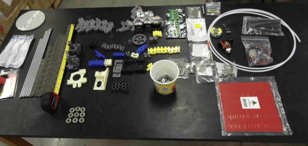 reprap components