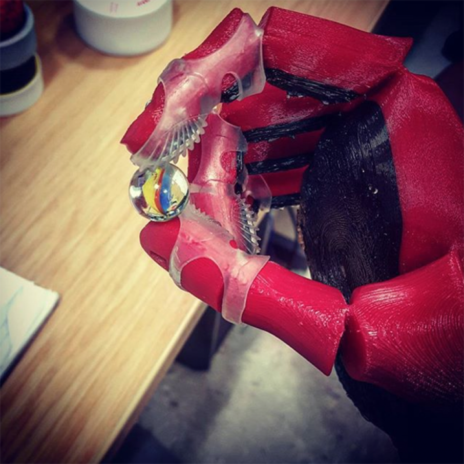 Open Bionics Brings New Dexterity To 3D Printed Bionic