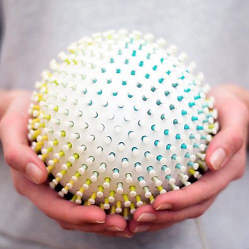 3D printed stress ball from simone schramm