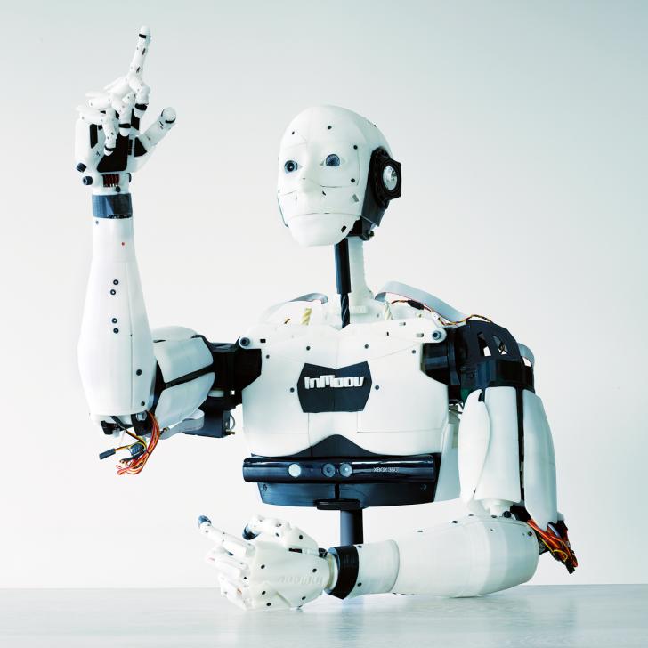 InMoov-robot3d