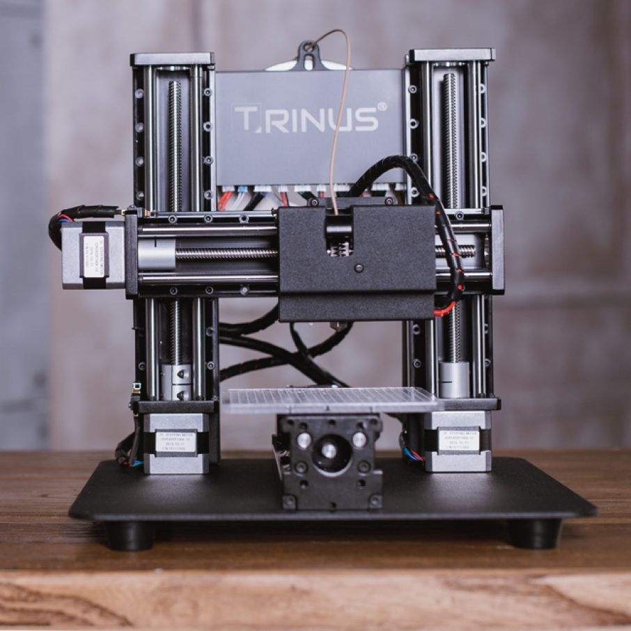 The All-Metal Trinus 3D Printer To Hit Kickstarter