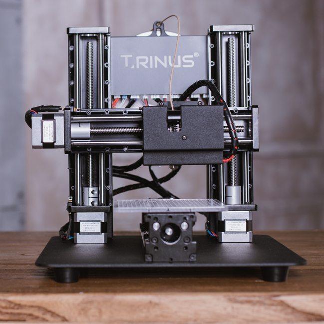 The All-Metal Trinus 3D Printer to Hit Kickstarter Starting at $199