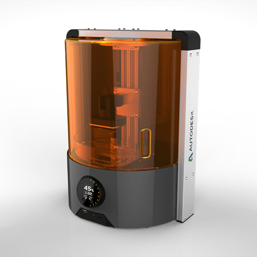 Autodesk Engineers Ember 3D Printer To Be 24X Faster