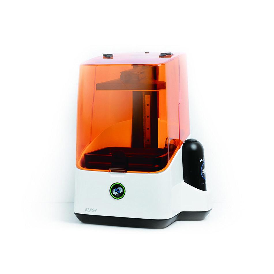Slash 3d Printer Promises Faster Sds Than Carbon Printing Industry