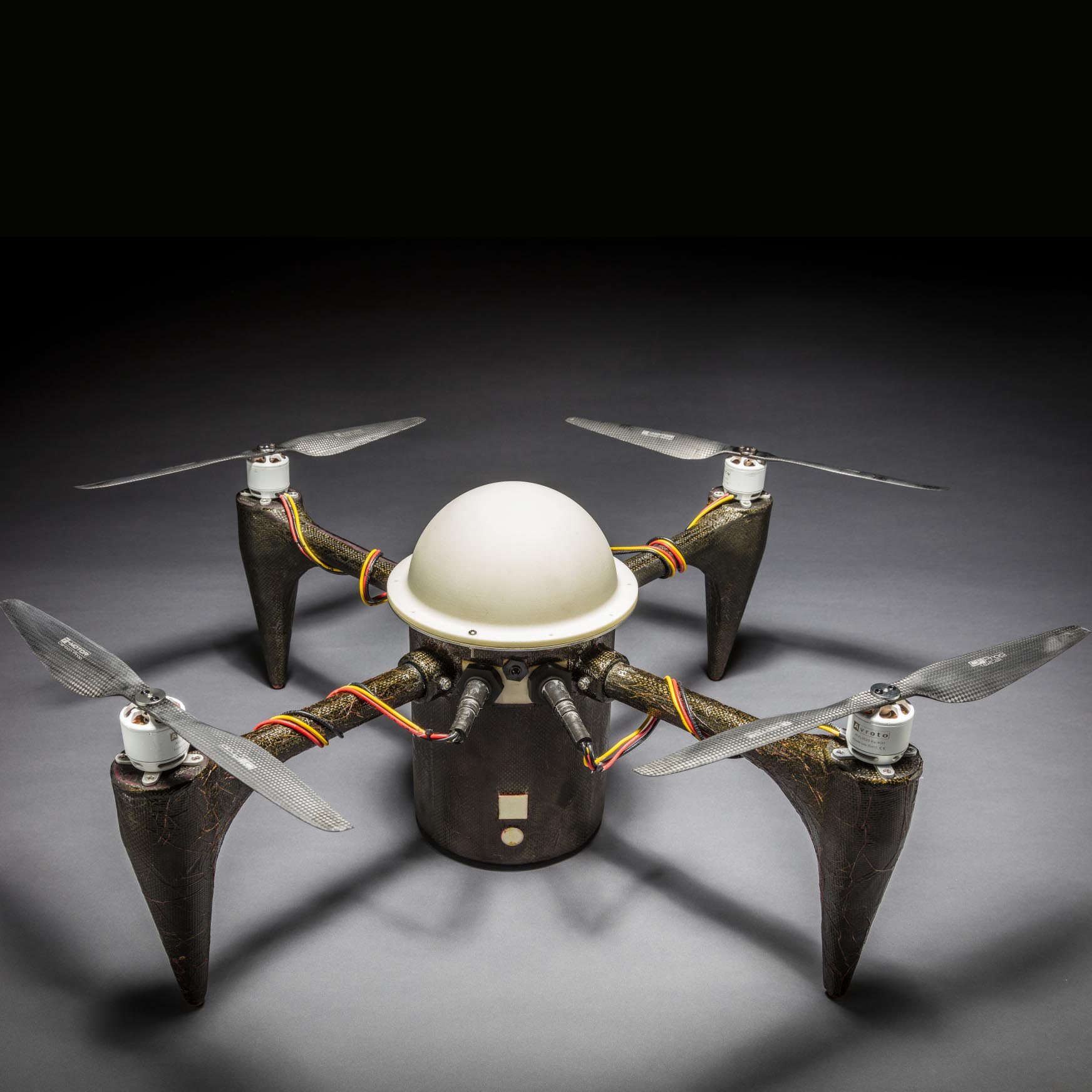 A 3D Printed Drone That Launches From Underwater