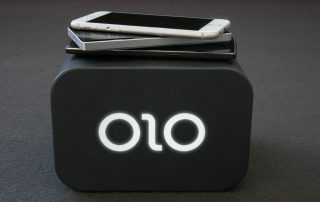 olo smartphone 3D printer with phones