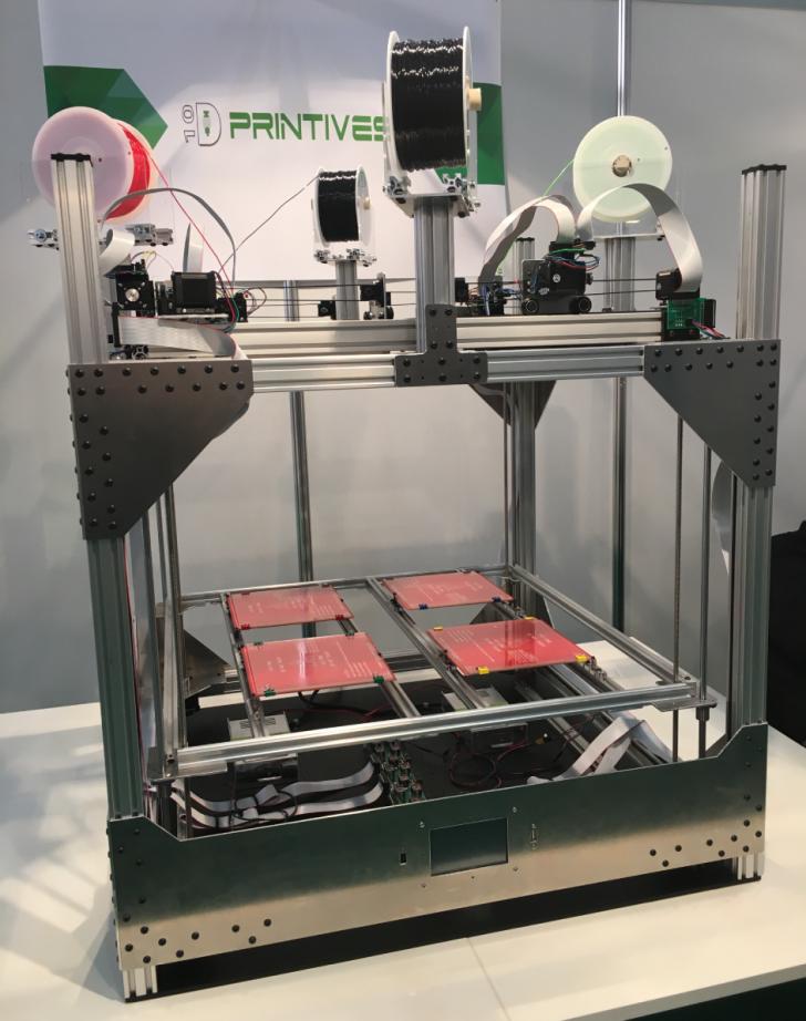 quadra3Dprinter