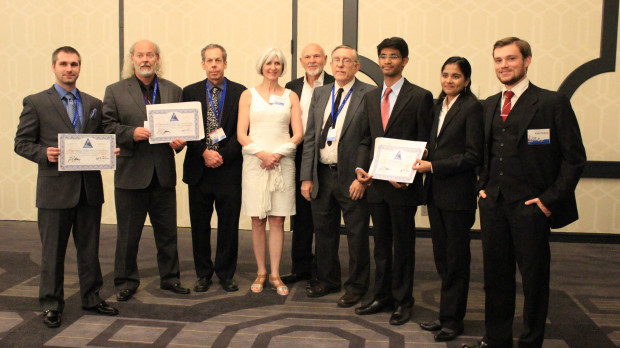 The 2014 1st place winners were two students of Rajiv Gandhi University of Knowledge Technologies, in Andhra Predesh, India