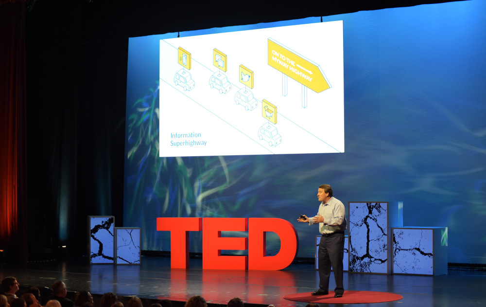 Alan Amling TED talk