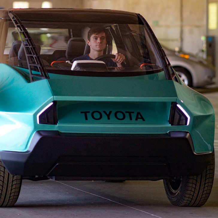 Toyota Unveils uBox Concept with Custom, 3D Printed Interior - 3D