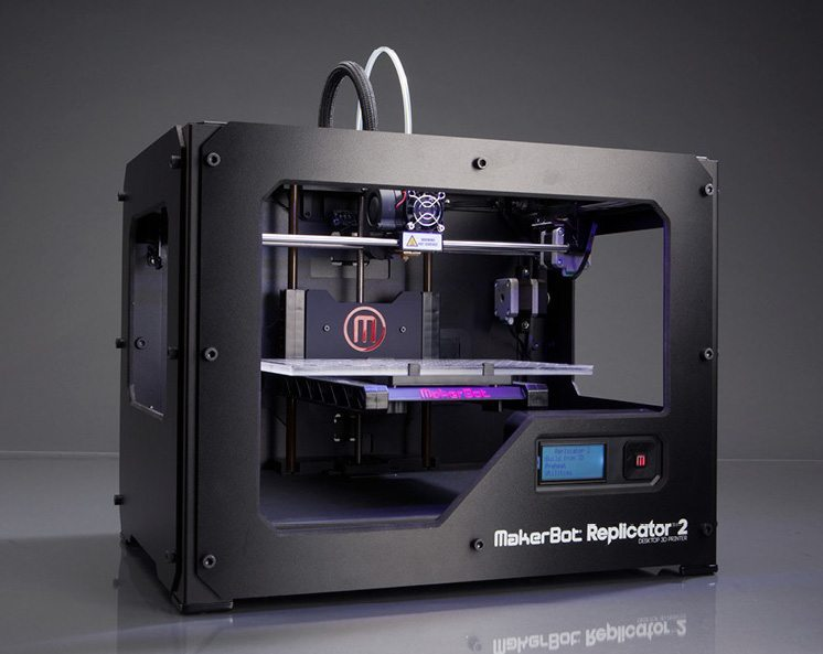3D Metal Printer >> Makerbot desperate move? The Replicator 2 price cut to $799 from $2,000 - 3D Printing Industry