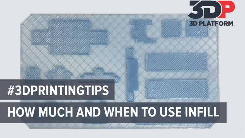 Tip: how much and when to use infill