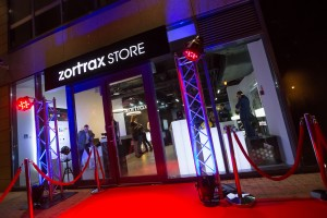 ZORTRAX store