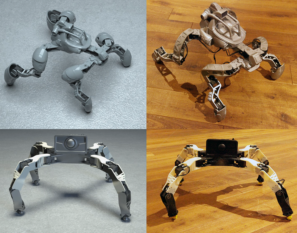 Coming soon from Disney: The 3D Printed Robot App - 3D