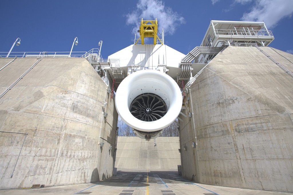 GE bespoke plant to test Jet Engine