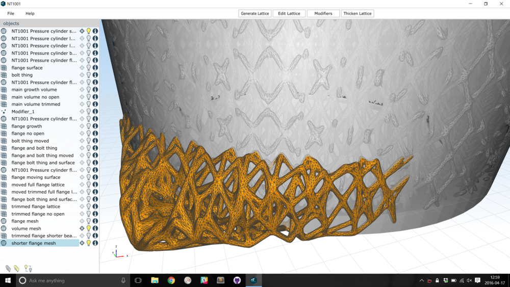 NTopology Releases Free Version of Their Computer-Generative Design