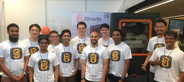 Structo3D team