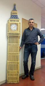 3D-printed Big Ben produced using Massivit 3D technology