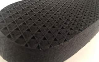 A new way of printing lattice type infill could change 3D printing