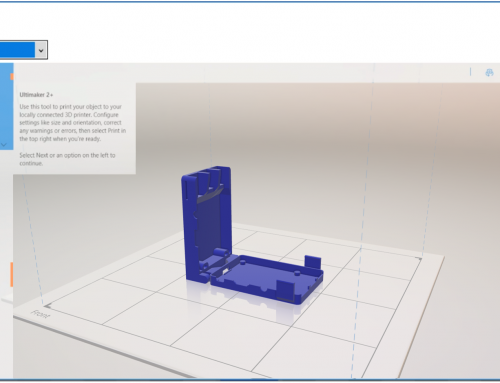 Connect your 3D printer with Windows 10!