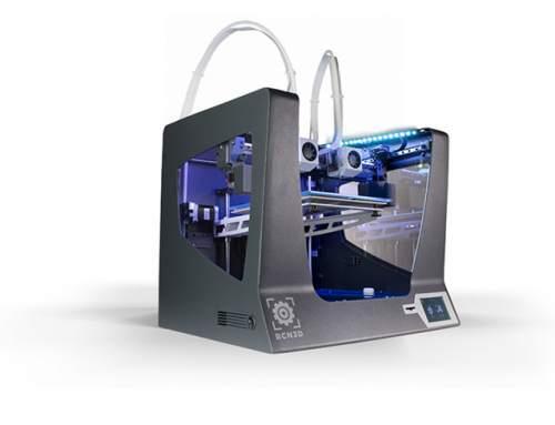 Build your own 3D printer thanks to BCN3D Technologies!