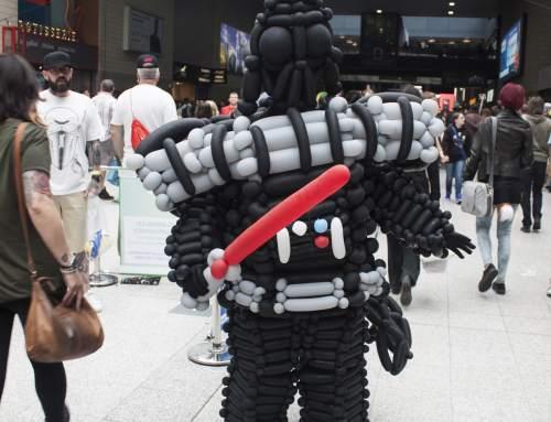 London Comic Con: 3D Printing Potential