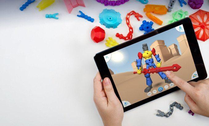 Mattel ThingMaker runs from an app