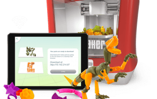 Mattel thingMaker, the future of toys