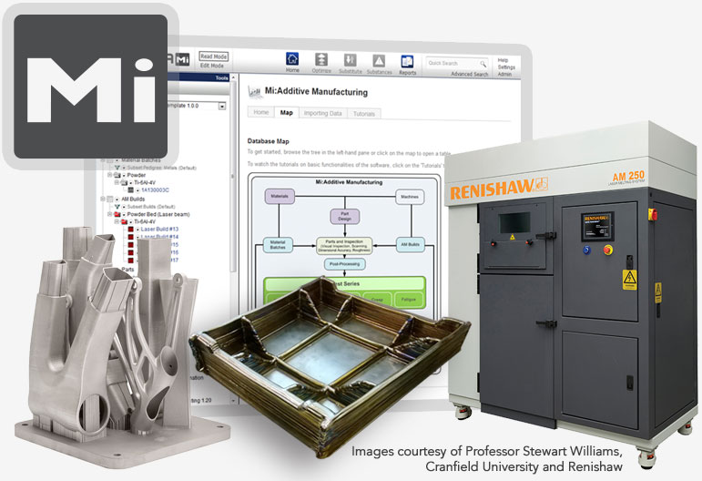 Picture 1 Granta MI Additive Manufacturing Package
