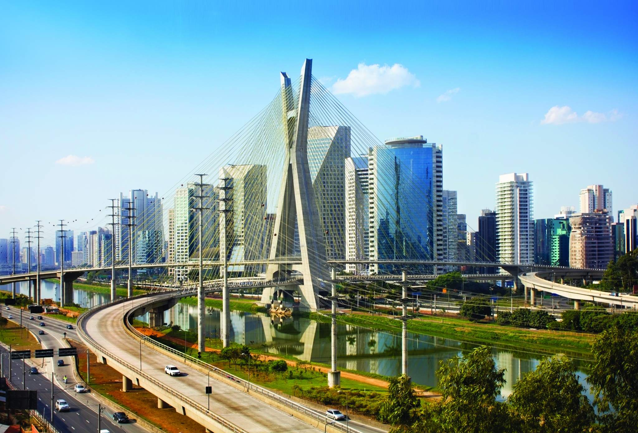Here might appear a Sao Paulo landscape