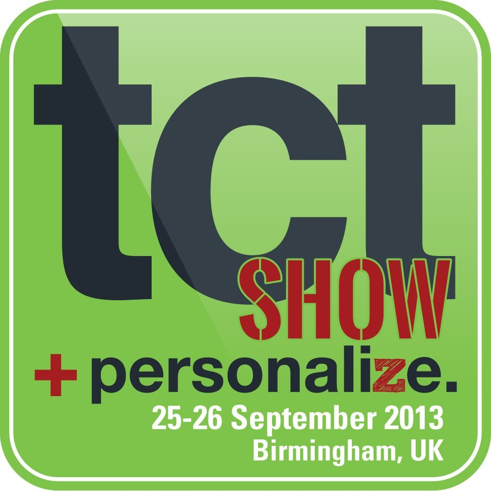Here might appear the TCT Show Logo