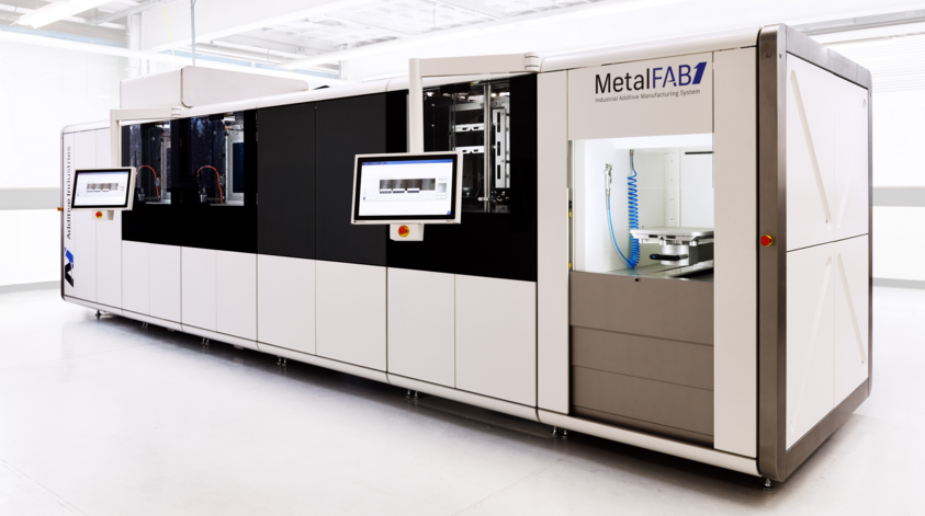 20a00247204 Additive Industries Presents New Industrial 3D Metal Printing System - 3D  Printing Industry