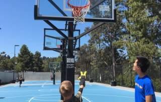Basketball prosthetic hand created by UCLA