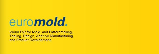 Here might appear the euromold logo