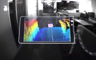 Google Tango can 3D map your home