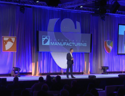 Peter Diamandis on the future of 3D printing
